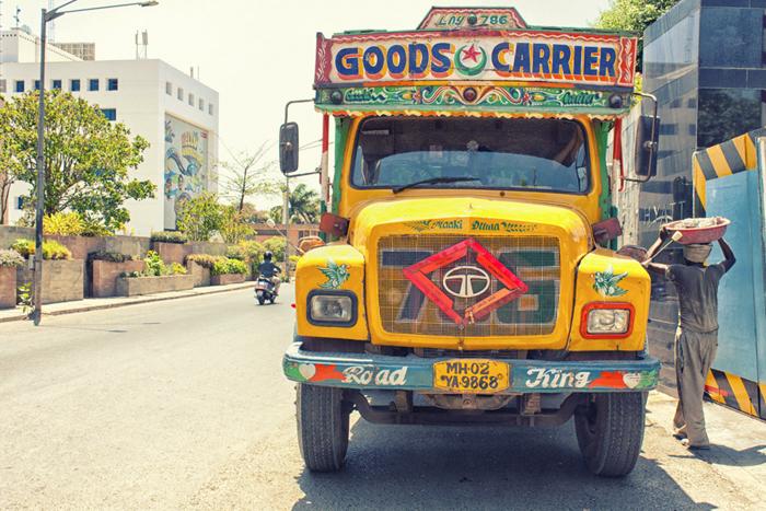 Trucks Horn Please Horn Please